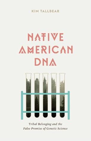 Native American DNA book cover