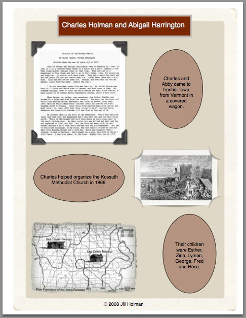 Charles Holman Heritage Thumbnail