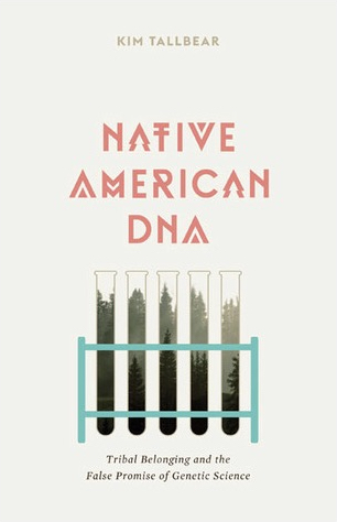Native American DNA book cover