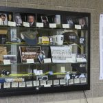 50th Anniversary History Display at Anoka Technical College